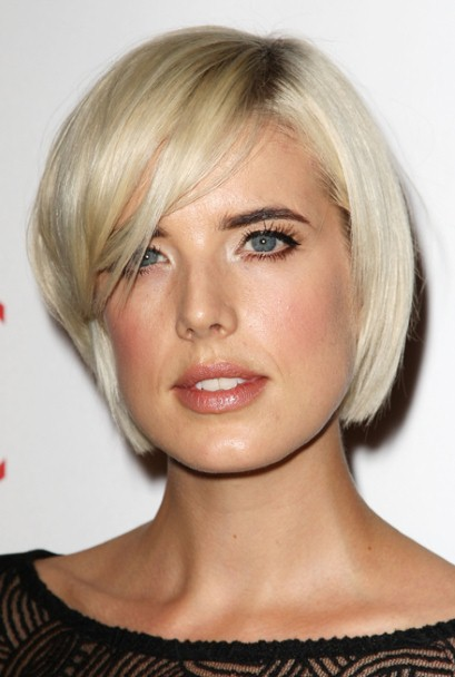 Ready For Her Close Up Agyness Deyn Telegraph