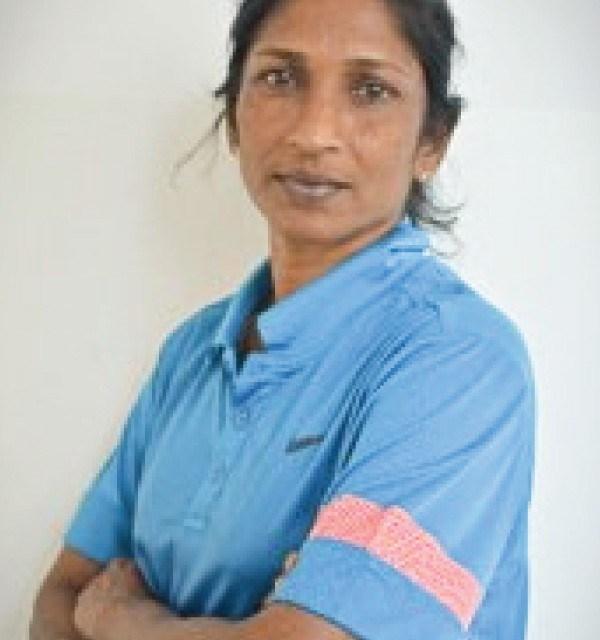 Ms. Damayanthi Perera