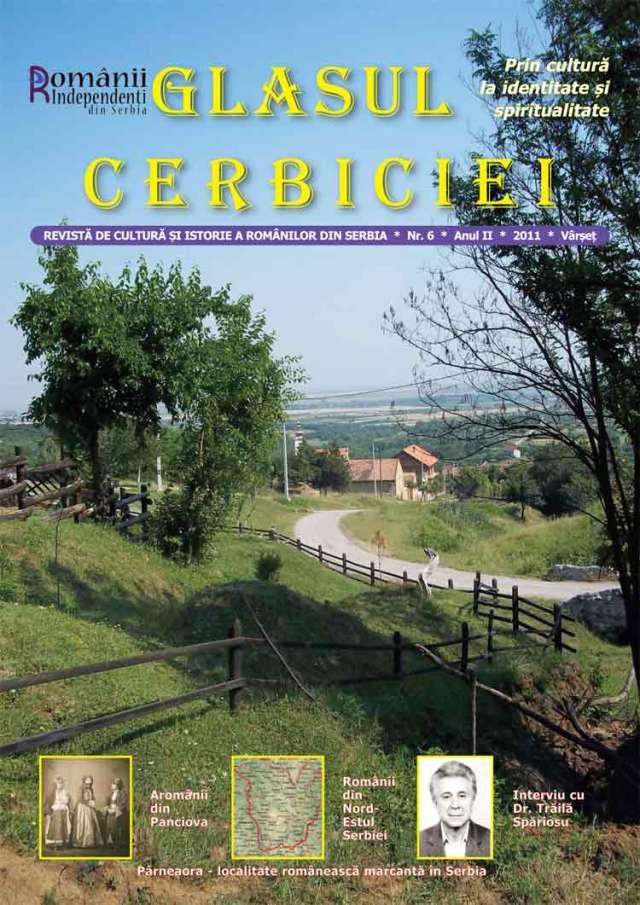 Book Cover: Glasul Cerbiciei nr. 6