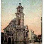 Biserica românească din Vârșeț, 1916