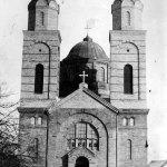 Sfințirea bisericii din Coștei