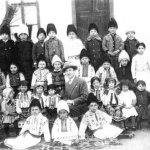 Cândva, la Școala generală din Nicolinț