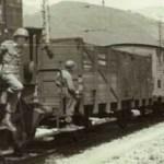 Posibila localizare a trenului cu aurul naziștilor