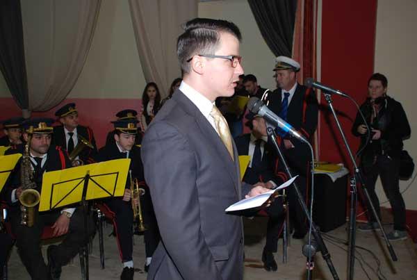 Andrei Sârbulescu,  reprezentantul DPRRP din cadrul MAE