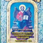 CĂRŢI NOI LA EDITURA ROMÂNII INDEPENDENŢI DIN SERBIA