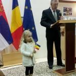 Recepție de Ziua Națională a României la Vârșeț