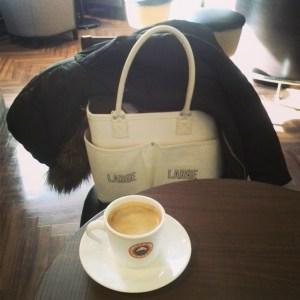 仕事前 コーヒー