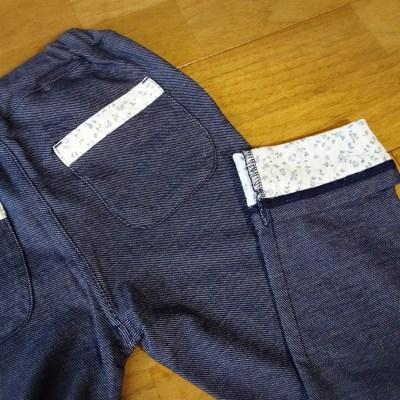 Biquette キムラタン スボン パンツ 子供服 女の子