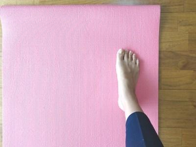 ヨガマット activewinter 6mm yoga