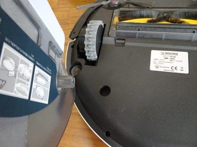 水タンク ディーボット deebot 水拭きできるロボット掃除機