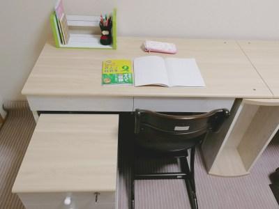勉強机 学習机 おすすめ 小学生 姉妹