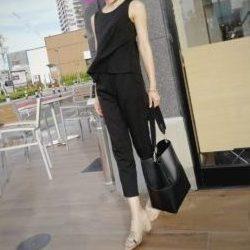 30代 ママファッション 35歳 アラフォー シンプルファッション プチプラ