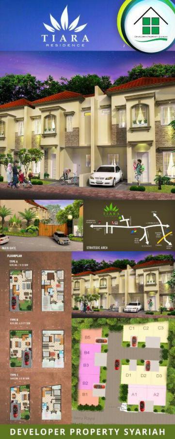 Cluster Tiara Residence Cirendeu Tangerang Selatan