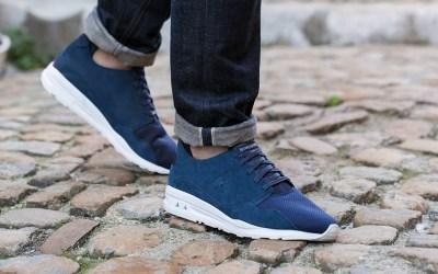 Le coq sportif reinterpreta las zapatillas  de running clásicas
