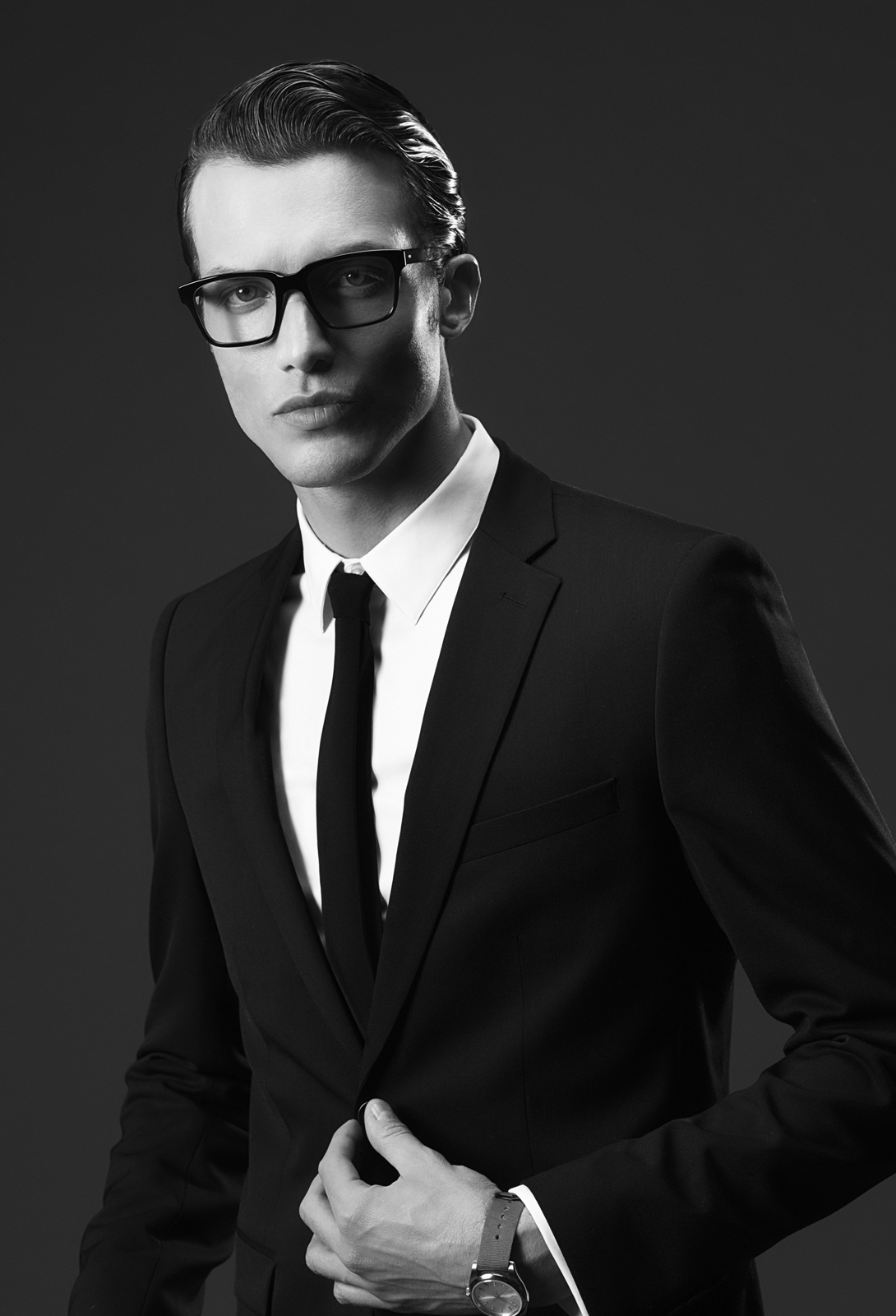 Michael lunettes Risbel Magazine Leonor Greyl
