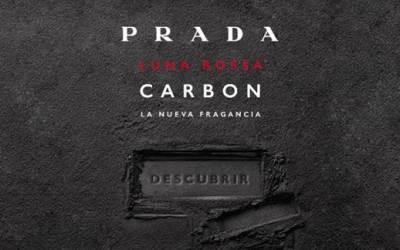 PRADA presenta: LUNA ROSSA CARBON. Frescor mineral