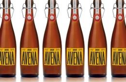 Cerveza Ámbar Avena.