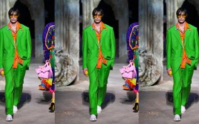 Versace Spring Summer 2021