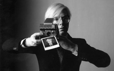 Andy Warhol, el primer instagrammer