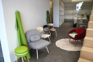 Sessel und Stühle