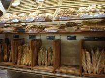 Bread at Lou Cigalou Boulangerie