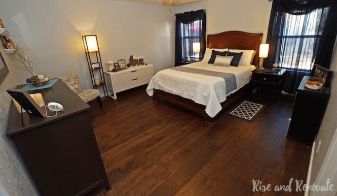 Bedroom Reveal - After