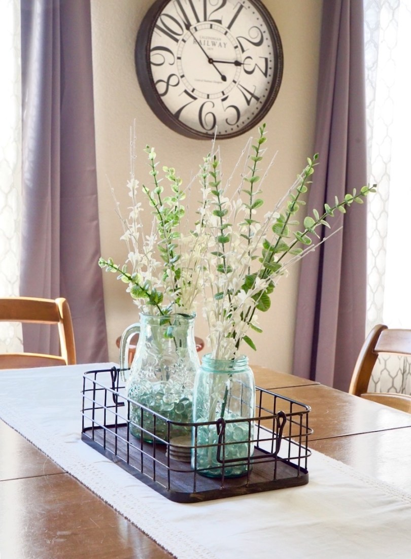 spring Decor inspriation - Kitchen Table