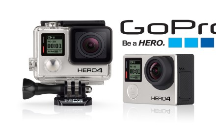 Go with a GoPro HERO4 Camera: A Review