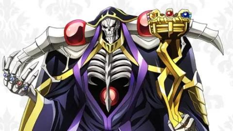 死の支配者 モモンガ