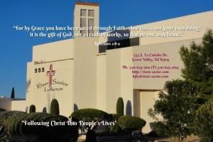 Church Frontal w Info
