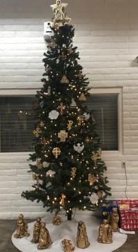 Narthex Christmas Tree