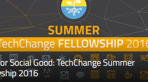 TechChange Summer Fellowship 2016 Code