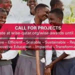 Enter for the World Innovation Summit for Education (WISE) Awards 2016