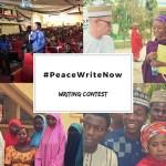 Embassy of Ireland in Nigeria PeaceWriteNow Writing Contest 2018