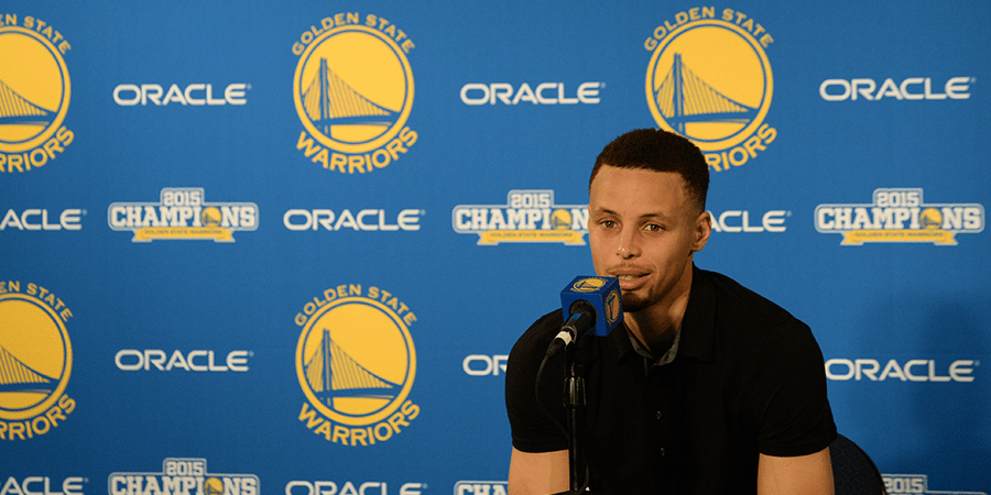 Steph Curry is at the heart of the Golden State Warriors success. Photo Credit: Golden State Warriors/ Facebook