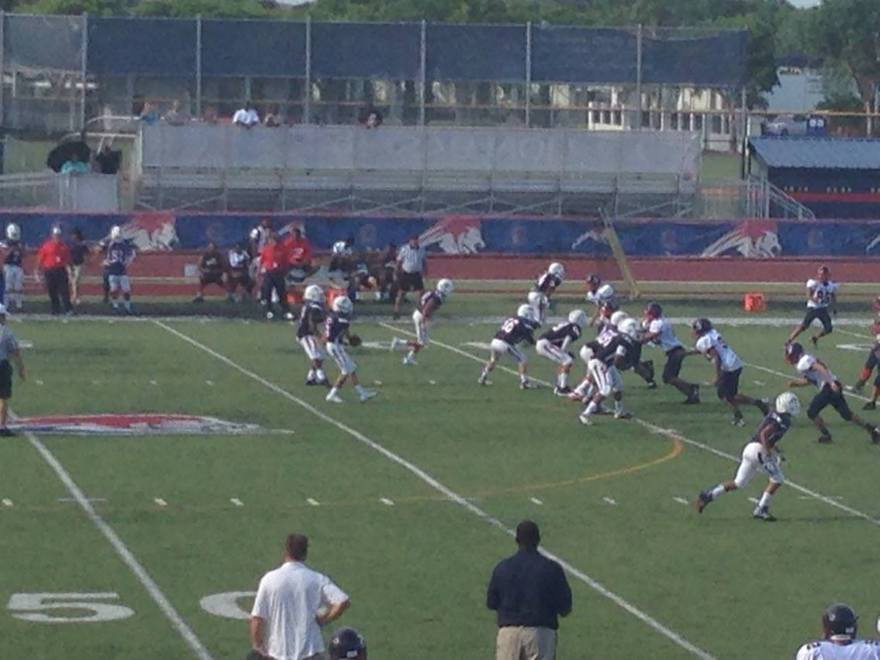 Chaminade-Madonna is a top high school football program located in Hollywood, FL.