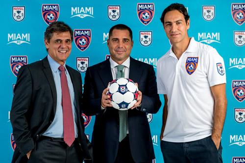 new professional club miami fc announces plan to enhance south