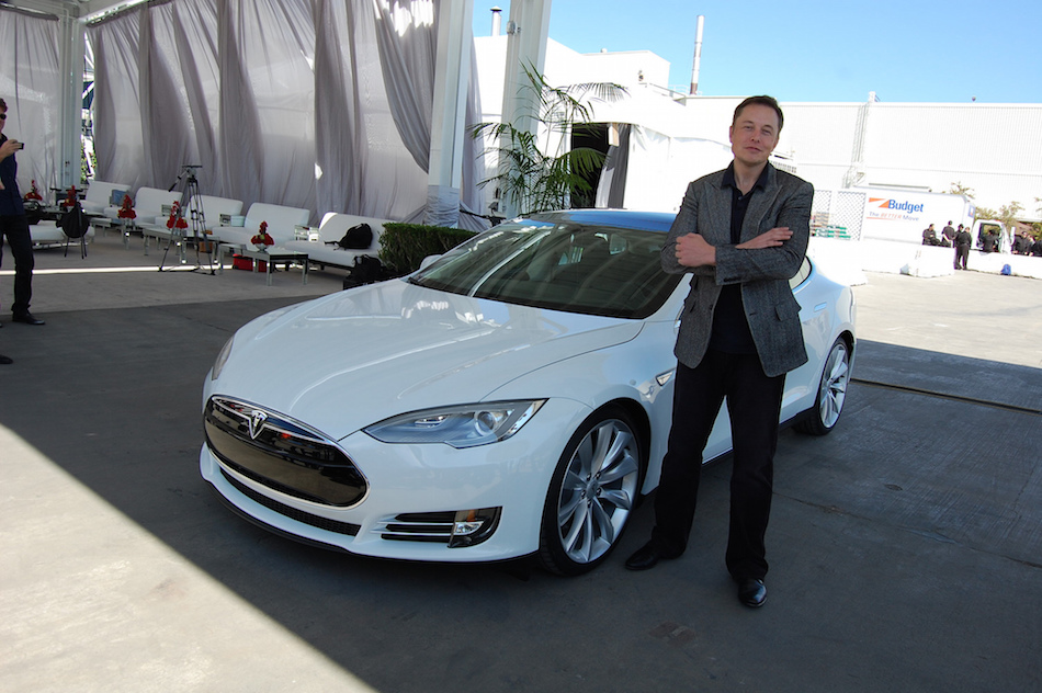 Elon Musk, the CEO of Tesla Motors. Photo Credit: Maurizio Pesce/ Flickr (CC By 2.0)