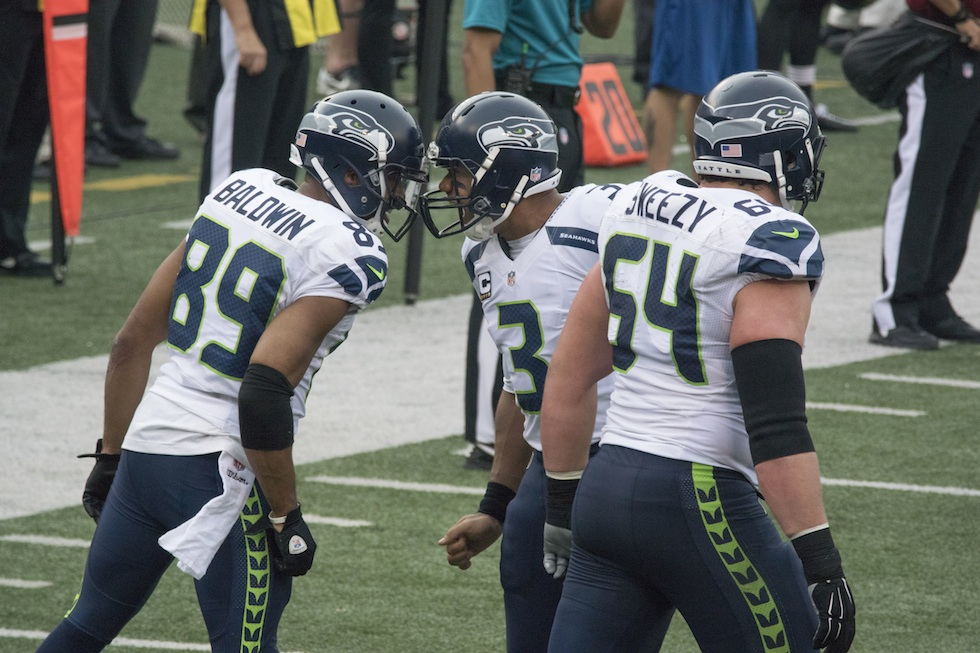 Seahawks at Ravens 12/13/15