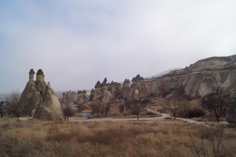 Rock Formations, Cappadocia