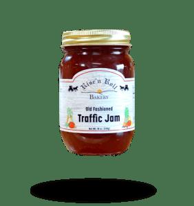 amish jam jar