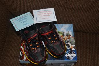 Shoes Back to School msg2