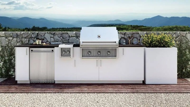 Outdoor kitchen tips for you to get started. Rise outdoor with urban bonfire