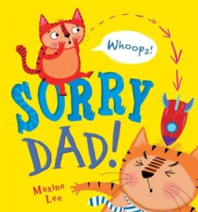 Sorry Dad! Cover