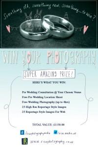 Rise Wedding Giveaway