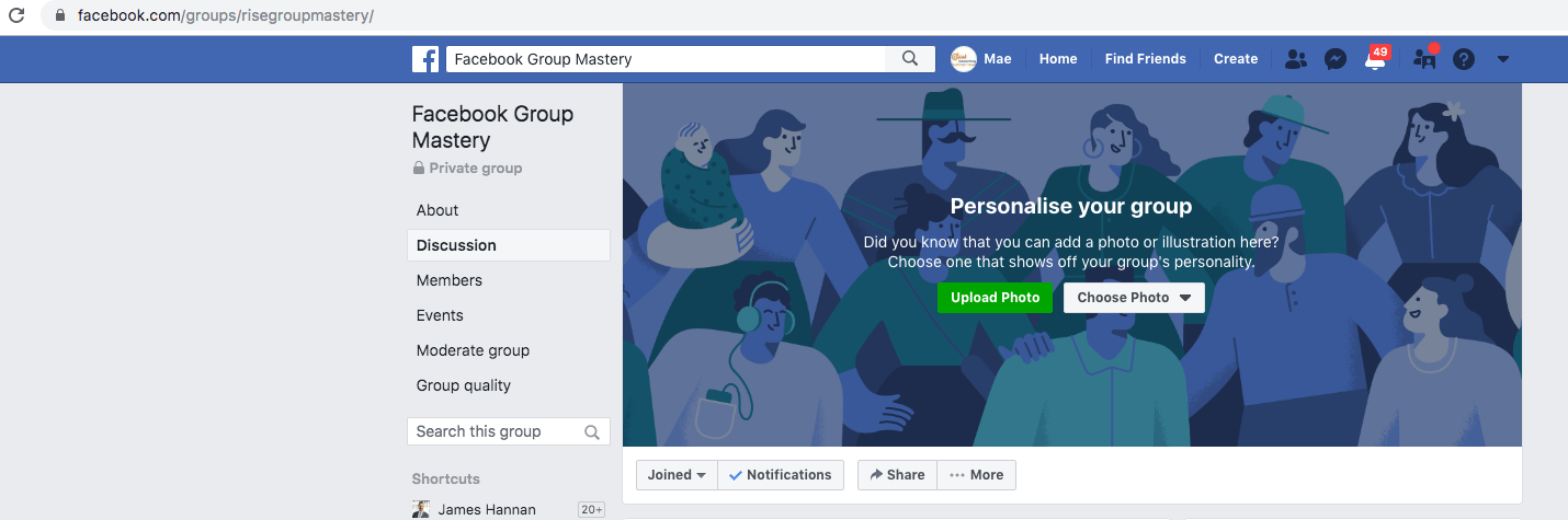 How to Add Someone to a Facebook Group 4