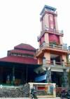 Mengintip Masjid Jami Daarul Muttaqiin Campurkan Kultur Sunan
