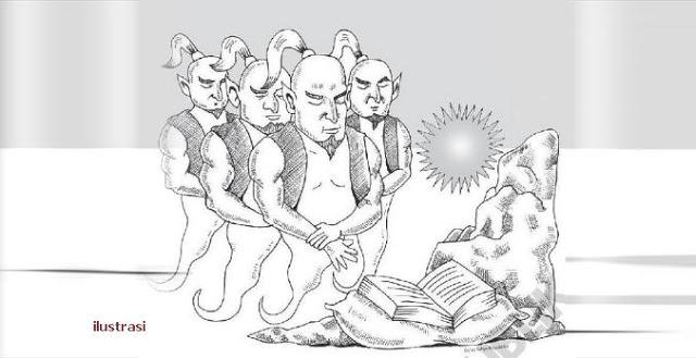 Kisah Rombongan Jin Masuk Islam Usai Dengar Surah Ini, Ada yang Jadi Pendakwah