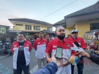 DPD LIRA Malang Raya Bagikan 200 Nasi Kotak