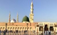 Perempuan Tangguh Penjaga Masjidil Haram dan Masjid Nabawi